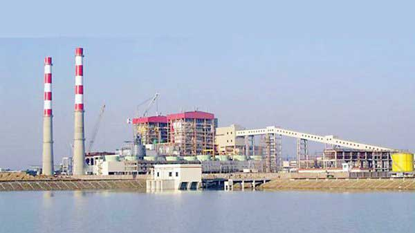 Payra power plant buzzing with activity